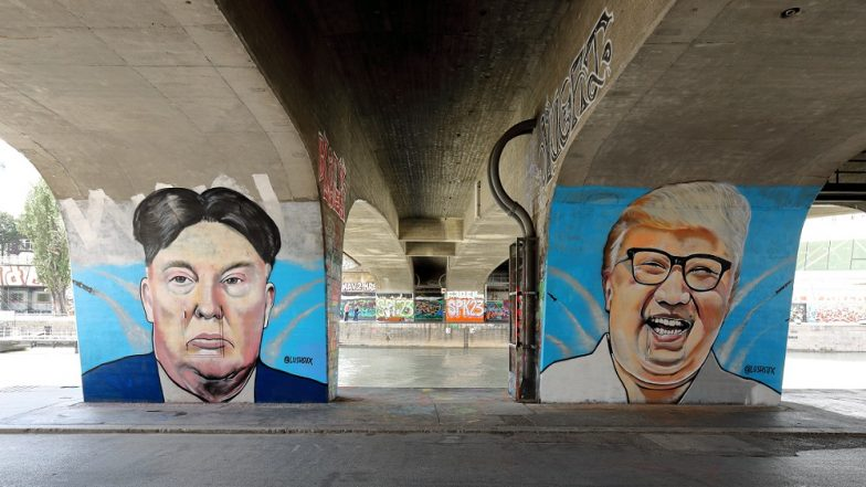 Donald Trump Vs Kim Jong-un: Comparing The Insults And Hyperbole