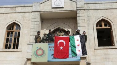 Turkish Military and Allied Militia Capture Afrin in Syria, Drive Out Kurdish Rebels