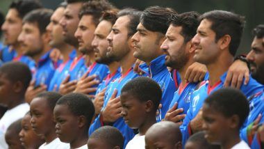 Asia Cup 2018: Three Uncapped Players in Afghanistan Squad