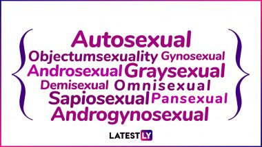 Pansexual, Demisexual, Autosexual or Gynosexual, Were you Aware About These New Sexual Orientations
