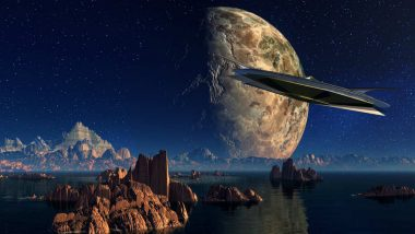 Do Aliens Really Exist? Some Astronauts Believe in Extraterrestrial Life!