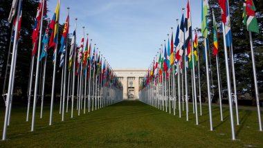 "India Snubs Pakistan At UN, Calls It ""Major Source Of Global Terrorism"""
