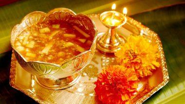 Ugadi 2018 Greetings: Tamil Nadu & Andhra Pradesh Leaders Extend Wishes on The Eve of Telugu New Year