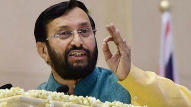 Congress Playing With Nation's Security, Says Prakash Javadekar