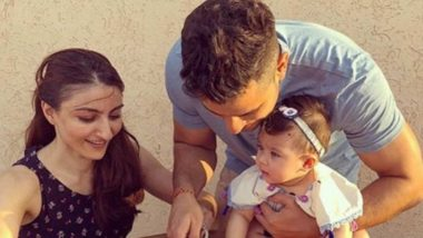Soha Ali Khan Says Lockdown Has Brought the Family Closer