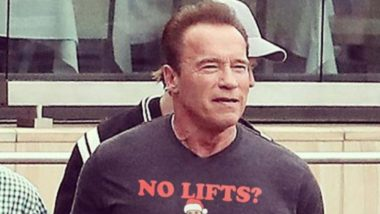 Arnold Schwarzenegger Refutes 'Fake News' About India Trip in November