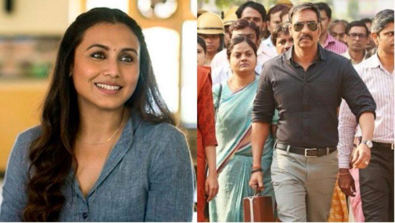 Hichki Box Office Report Day 2: Ajay Devgn's Raid Gets Hiccups at BO Thanks to Rani Mukerji's film!