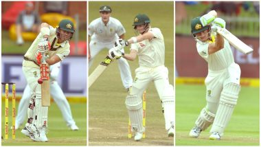 David Warner, Steve Smith and Cameron Bancroft Return to Australian Test Side As Selectors Name Squad for England vs Australia Ashes 2019 Series