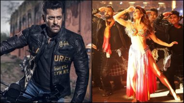 Salman Khan Thinks Jacqueline Fernandez Has Done 'Full Justice' to Baaghi 2 Song Ek Do Teen, Do You Agree?