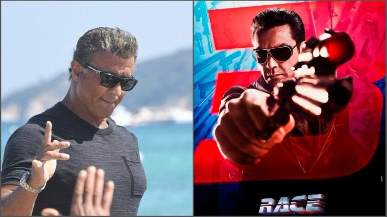 Salman Khan shares an interesting video of Sylvester Stallone