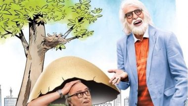 102 Not Out Trailer: 5 Best Moments From Amitabh Bachchan-Rishi Kapoor Starrer That Will Compel You to Watch The Unusual Movie