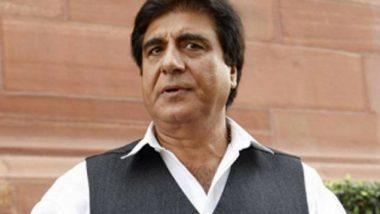 Raj Babbar Sends Resignation to Rahul Gandhi Following Congress's Dismal Performance in Uttar Pradesh