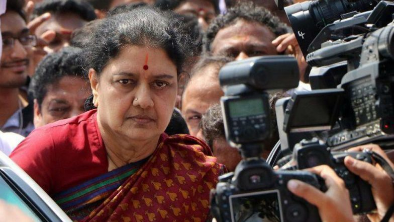 Sasikala's Brother Makes Light of Legal Notice She Sent to Him