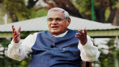 Atal Bihari Vajpayee Health Update: Former Prime Minister Admitted to AIIMS