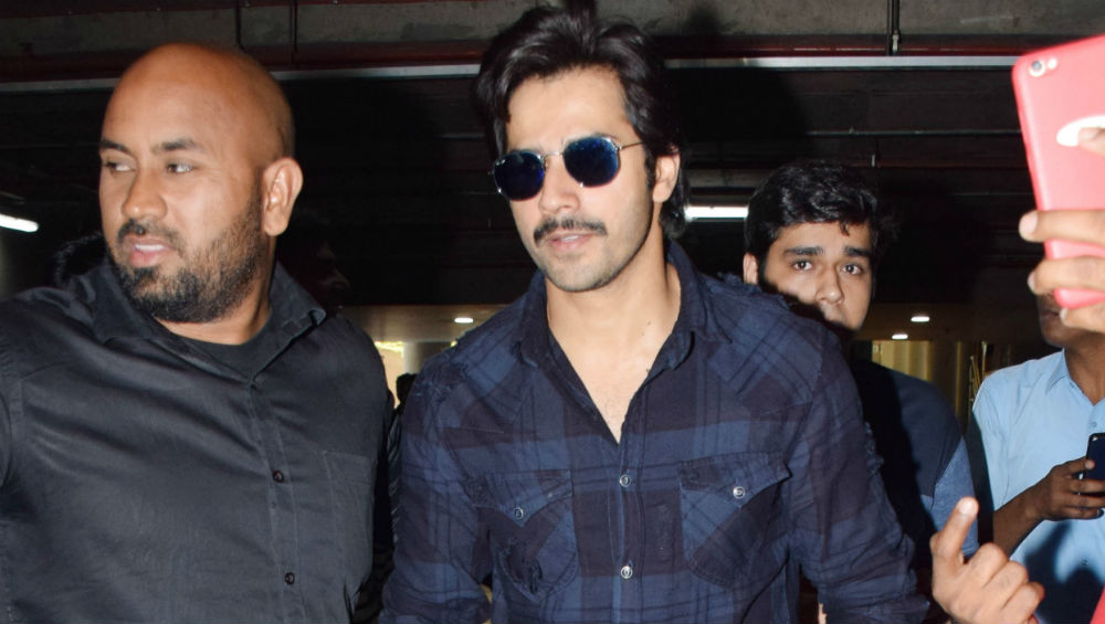 Varun Dhawan: October is not about hugs, kisses and dates