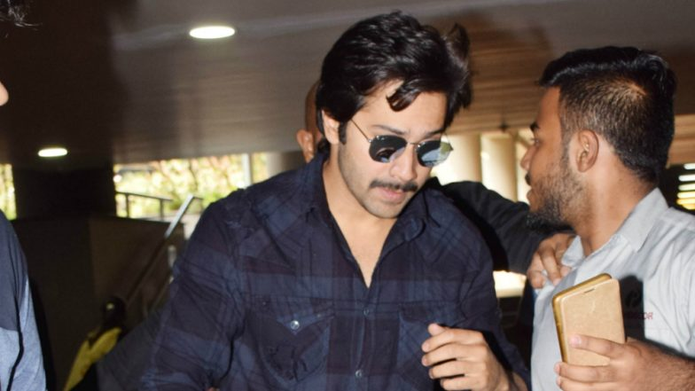 October' not about love at first sight: Varun Dhawan