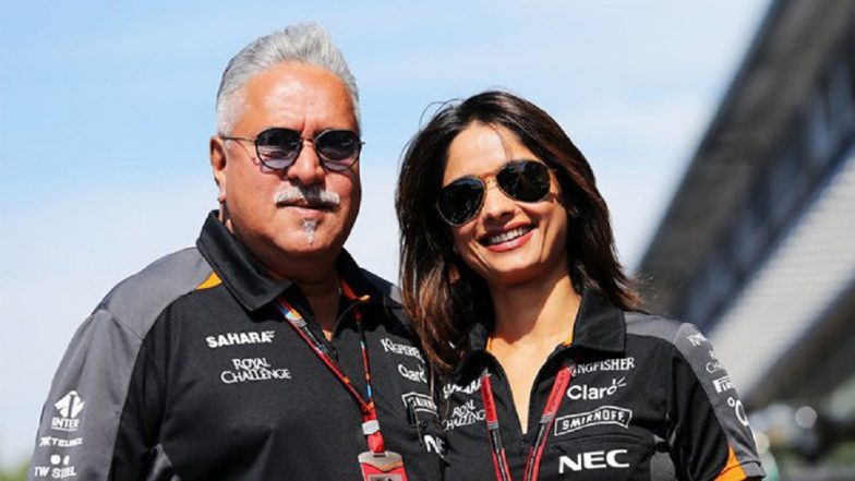 A third marriage for Vijay Mallya?