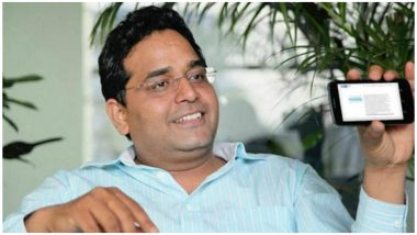 PayTM Founder Vijay Shekhar Sharma Faces Flak For Donating 'Only Rs 10,000' to Flood-Hit Kerala Despite Being India's Youngest Billionaire