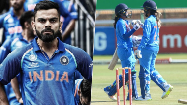 Dear Virat Kohli, Can You Take a Pay Cut for Indian Women's Cricket Team Salaries and Fight Gender Pay Disparity Shown by BCCI Contracts?