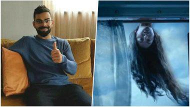 Virat Kohli Reviews Horror Movie Pari, Calls it Wife Anushka Sharma's 'Best Work'