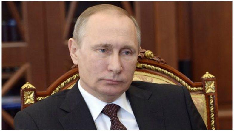 Atal Bihari Vajpayee Funeral: Global Leaders Including Russian President Vladimir Putin Condole Former PM's Death