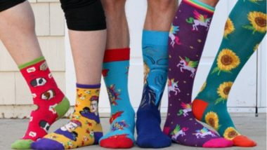 World Down Syndrome Day: Colourful Socks To Create Awareness with #LotsOfSocks Campaign