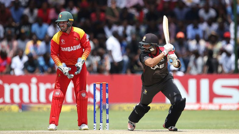 Zimbabwe defeat to UAE gives Ireland World Cup qualification hope