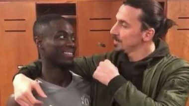 """Zlatan Ibrahimovic RETURNS to Manchester United, Asks Eric Bailly, """"What do you Mean F**k off?"""""""