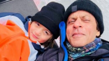 Shah Rukh Khan Won't Take Up Direction Anytime Soon and the Reason is AbRam