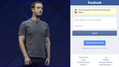 Facebook Deletes Facebook! Mark Zuckerberg Makes Emotional Announcement 'End of the Social Media Platform'