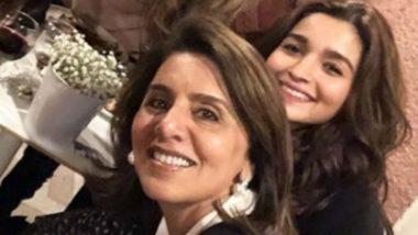 Ranbir Kapoor's Mom Neetu Kapoor Attends Alia Bhatt's Birthday In Bulgaria - See Inside Pics