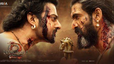 Baahubali 2 Box Office China Day 1: Prabhas' Film Takes On Salman Khan's Bajrangi Bhaijaan But Fails to Beat Aamir Khan's Secret Superstar