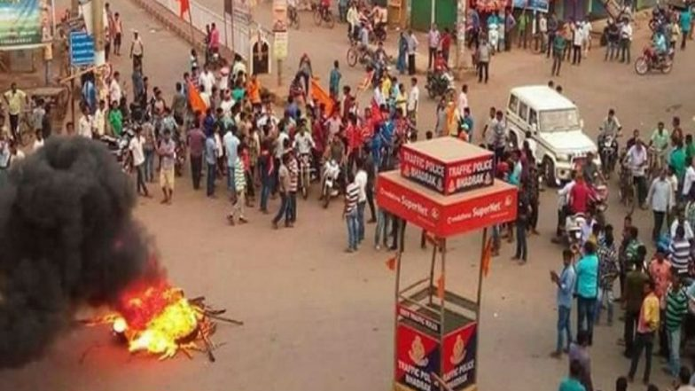 Communal clashes in Bihar continue, violence in Nalanda after idol vandalised