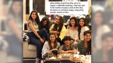 Hey Janhvi Kapoor, You Deserve Celebrating Your Birthday With Smiles and Cakes Despite What Hypocrite Trolls Say!