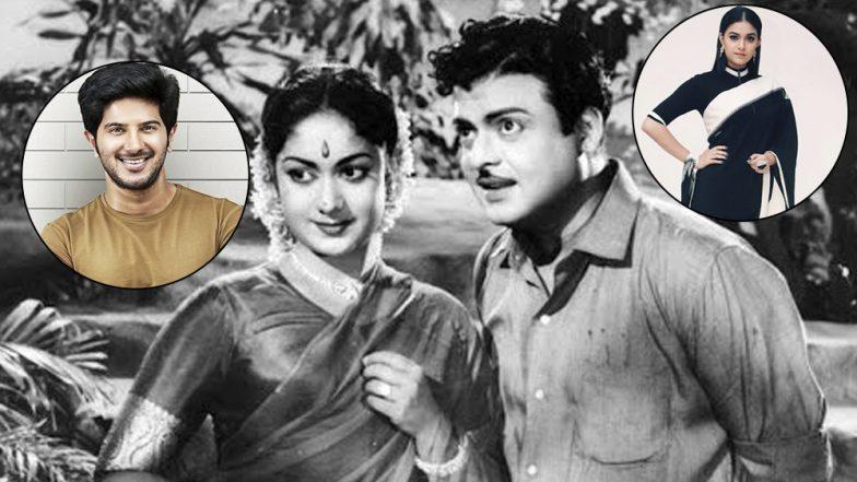 Dulquer Salmaan As Gemini Ganesan In Mahanati: Mahanati Release Date OUT: Dulquer Salmaan-Keerthy Suresh