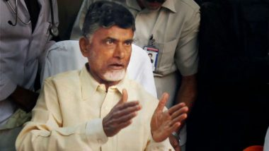 Lok Sabha Elections 2019: Chandrababu Naidu Opts Out of PM Race, Says Ready to Back Any Opposition Leader to Replace Narendra Modi