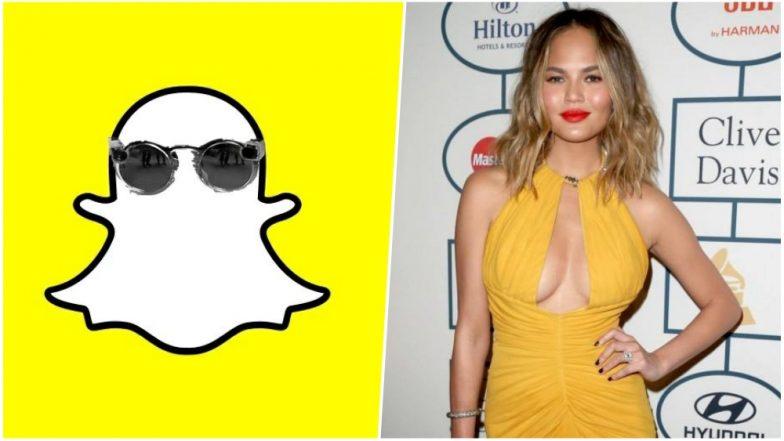 Snapchat in Trouble! Chrissy Teigen Quits Popular App Following Rihanna Scandal