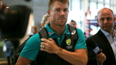 Ball-Tampering Row: David Warner Apologizes for the Damage Done to Cricket