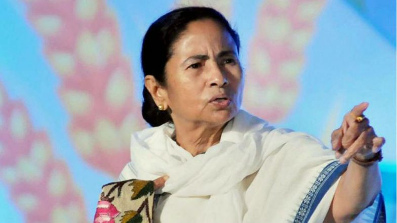 West Bengal CM Mamata Banerjee Agrees to Rajnath Singh's Request for Fencing Along Bangladesh Border to Curb Illegal Immigration