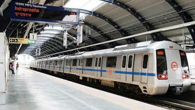 Cabinet Approves Metro Line Extension In Noida