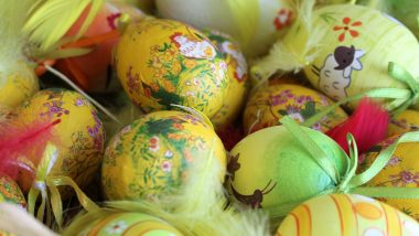 Why do we Celebrate Easter with Eggs? The Origin and Symbolism of Decorated Eggs on Easter Sunday