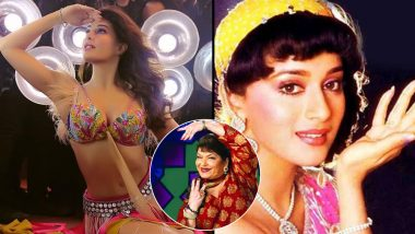 Baaghi 2 Song Ek Do Teen Is A Tribute Says Saroj Khan But We Are Waiting For Madhuri Dixit!