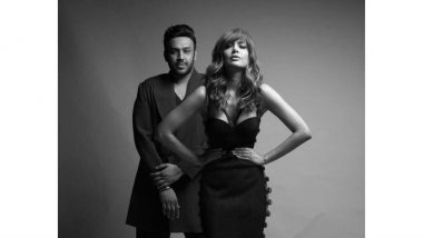 Did Esha Gupta Just Announce Her Engagement with Designer Nikhil Thampi?