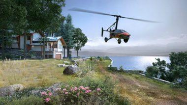 PAL-V Liberty: Dutch Company Unveil Its Flying Car at the 2018 Geneva Motor Show