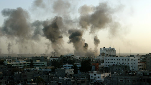 Gaza Rockets Hit Israel After 5 Palestinians Killed in Border Flare-up