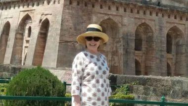 Hillary Clinton India Visit: Former US Secretary Fractures Right Wrist , Treated In Jodhpur Hospital