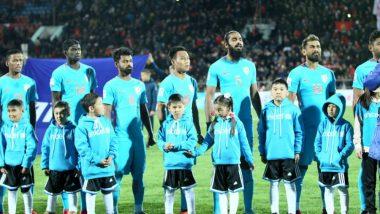Indian Football Team's 13-Match Unbeaten run Ends Following Defeat Against Kyrgyzstan