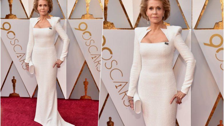 Actress Jane Fonda Likens US President Donald Trump to Adolf Hitler