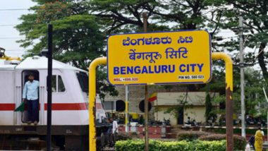 168-km Bengaluru Suburban Railway Project Inches Forward