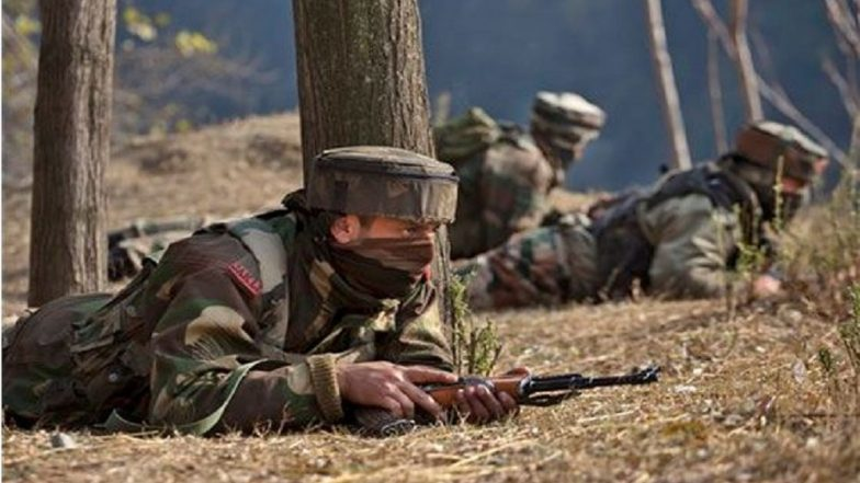 Jammu and Kashmir: Two Terrorists Killed in Encounter Between Security Forces and Militants in Shopian's Zainapora